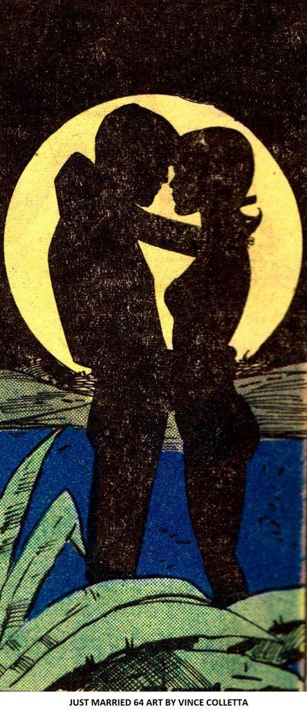 Vince Colletta Romance Art Silhouettes