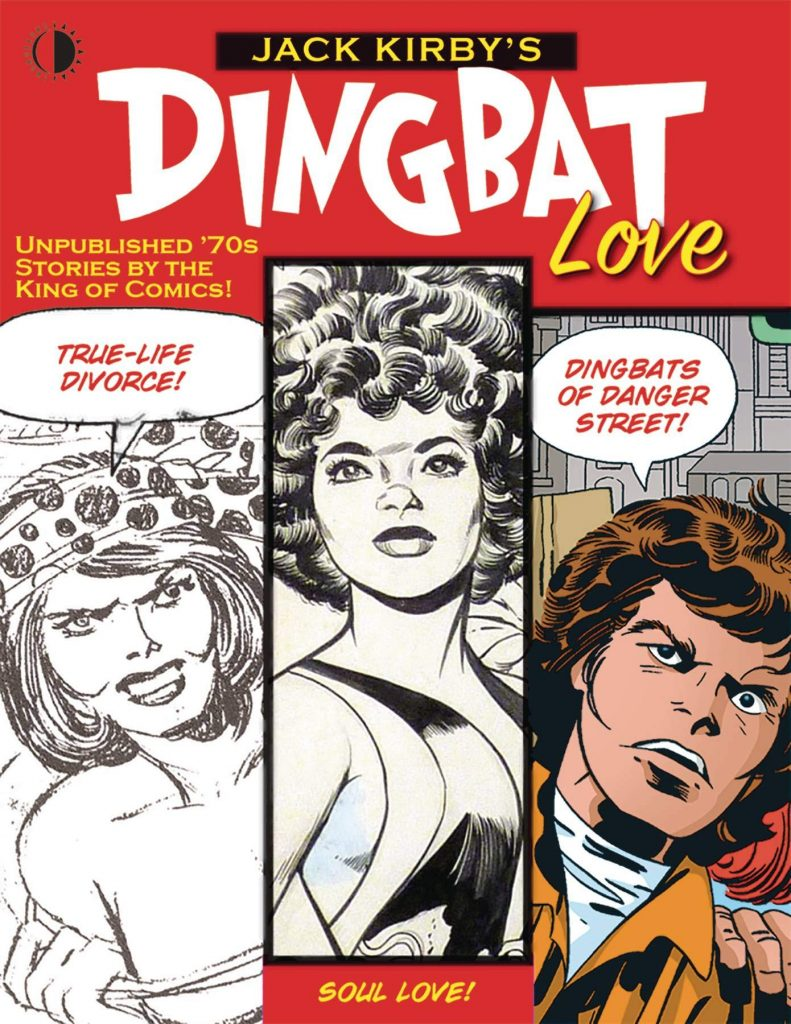 Dingbat Love art by Kirby, Colletta and Royer https://vincecolletta.com